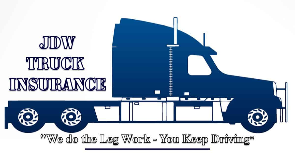 Small Fleet Truck Insurance and Owner Operator Truck Insurance
