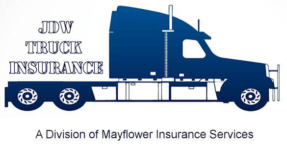 JDW Truck Insurance - Mayflower Insurance Services